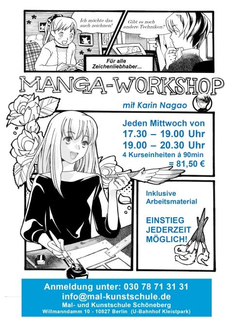 Manga Flyer teaser