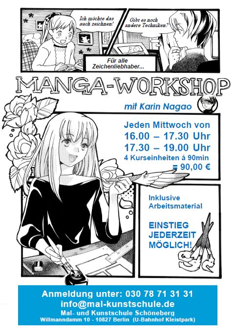 Manga Flyer teaser1
