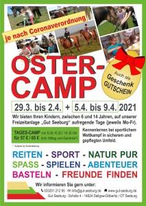 Ostercamp 2021
