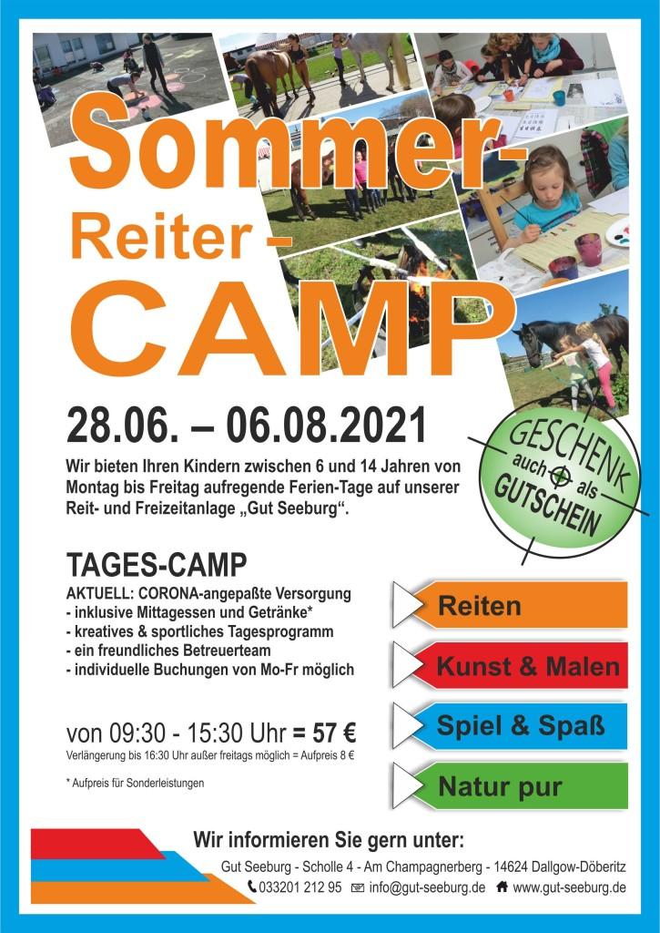 Sommercamp 2021